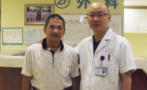 重庆康华医院爱心捐赠助病患 大医救治显温情